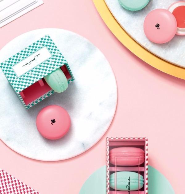 ランコム2018春コスメ!マカロンチーフや花びらリップの値段と口コミ!